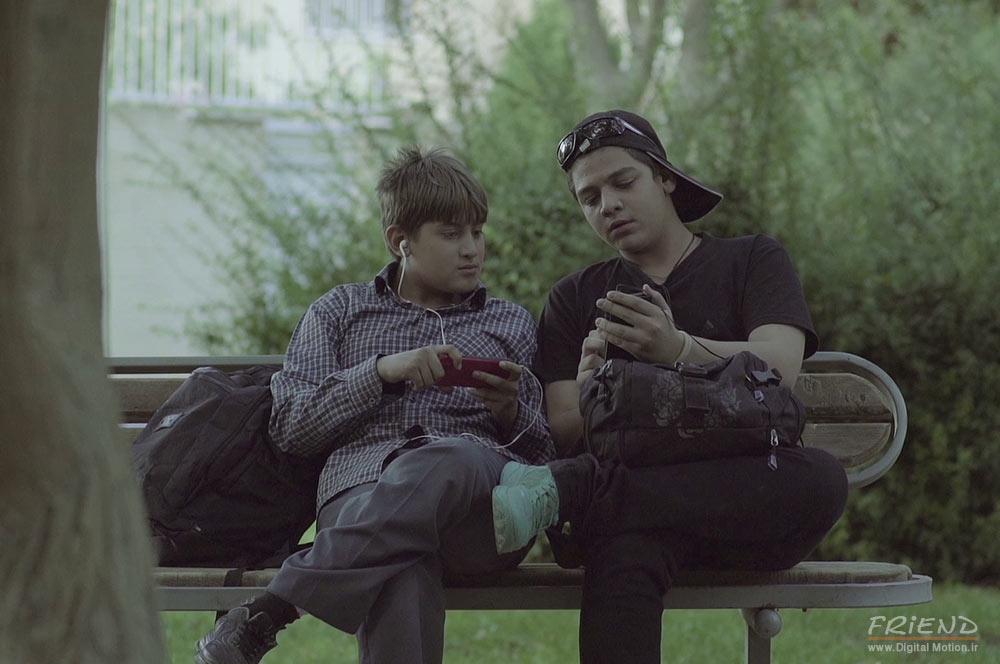 فیلم کوتاه friend