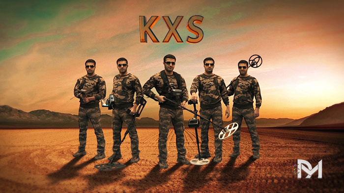تیزر شرکت kxs
