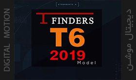 تیزر دستگاه های فلزیاب TFinders